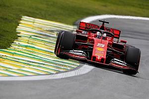 Онлайн. Гран При Бразилии: гонка