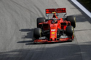 "Leclerc blames ""stupid"" mistake for missing 'pole' shot"