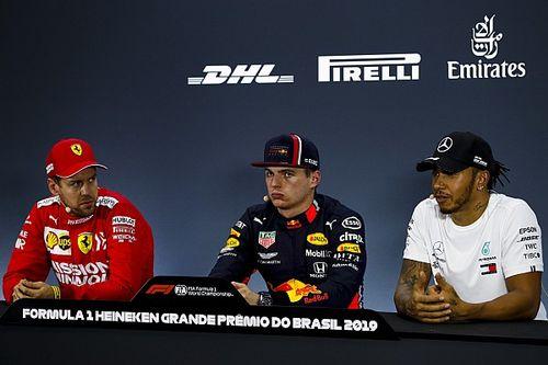 F1: Vettel alfineta Verstappen após suspeitas sobre motor Ferrari