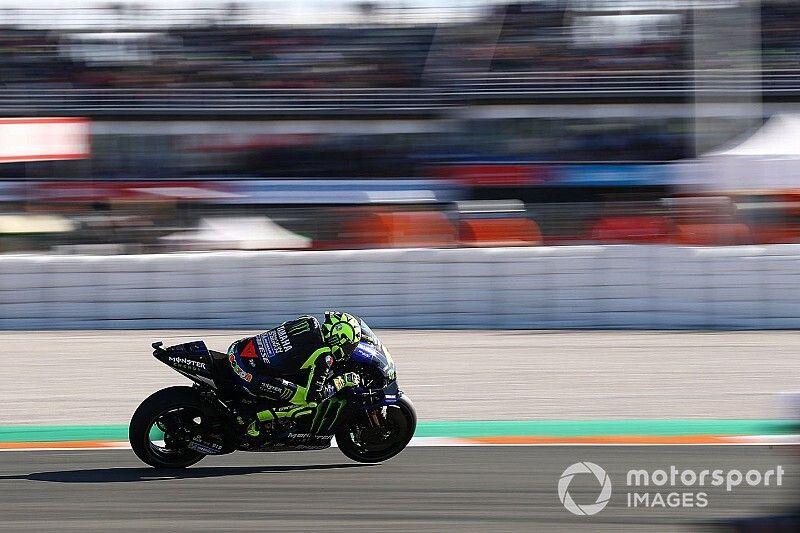 Rossi favorable à une fin de saison hors d'Europe
