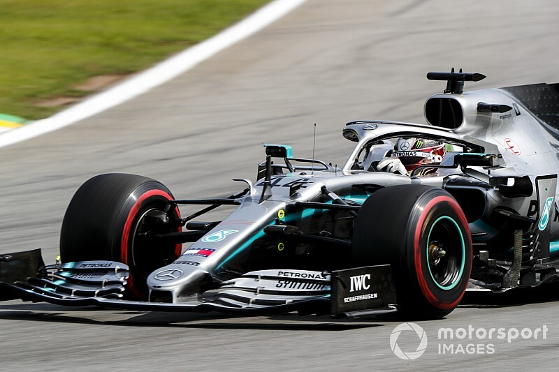 Hamilton accepts full responsibility for Albon collision