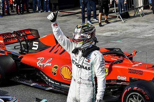 Wolff no tiene reparos en que Hamilton hable con Ferrari