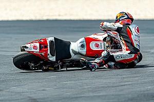 Los pilotos con más caídas en la temporada 2019 de MotoGP