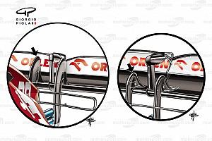 Análisis técnico: Los secretos de los F1 2020 que aún no compiten