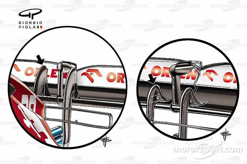 Пелотон будущего. Главные технические решения команд Ф1 в сезоне-2020