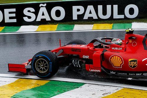 """Leclerc: """"Il mio passo è costante, ma non veloce come vorrei"""""""