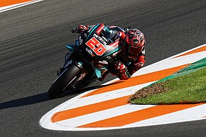 Valencia MotoGP: Quartararo tops FP1 by 0.057s