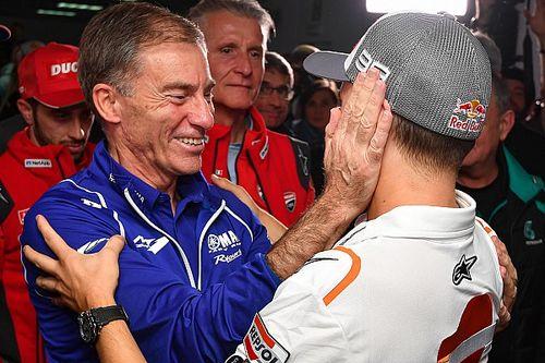 Cómo Lorenzo convenció a Yamaha en 2006 de ser sustituto ideal de Rossi