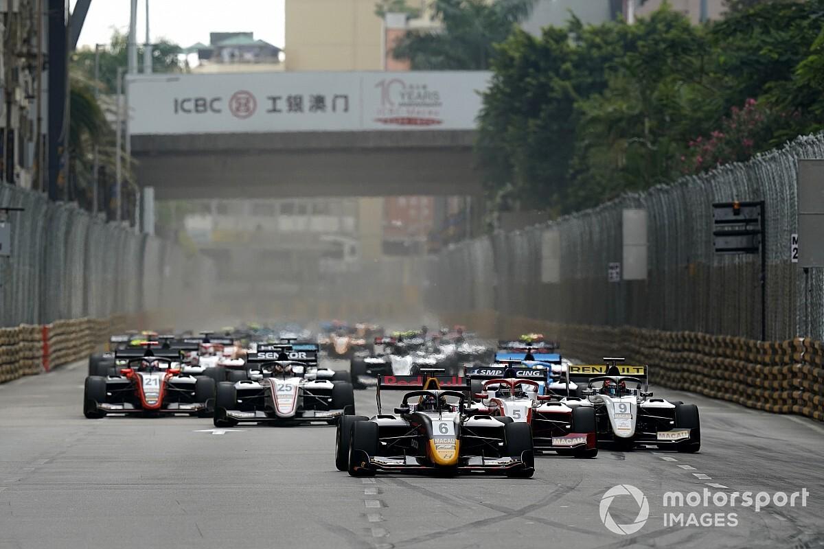 Pas de Formule 3 au Grand Prix de Macao