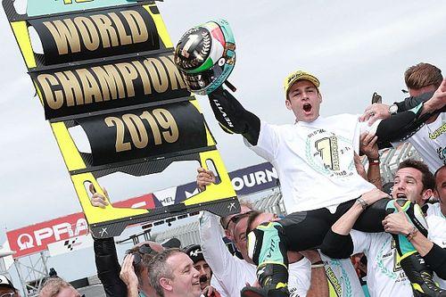 Lorenzo Dalla Porta vainqueur et Champion du monde !