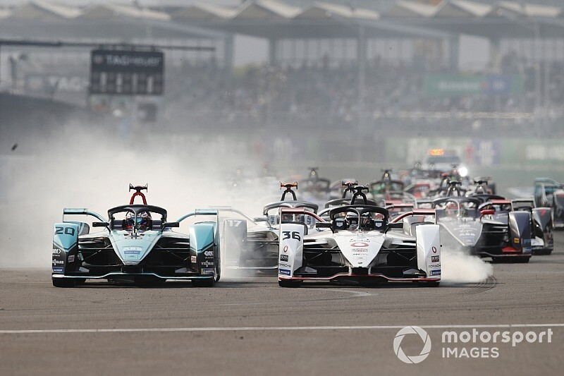 Összefoglaló videón a Formula E látványos mexikói versenye