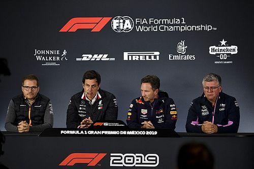F1 takımları, 2021 kurallarının ertelenmesini istedi!