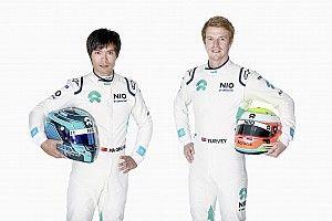 Последняя команда Формулы Е объявила состав пилотов