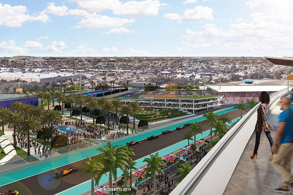 Baku not worried about Miami F1 scheduling from 2022