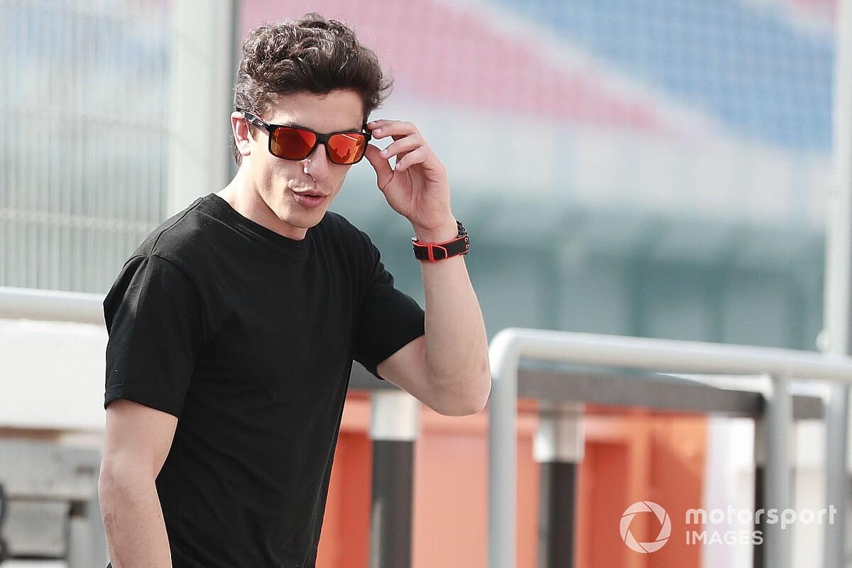 """Marc Márquez: """"Ducati fez contato, mas o projeto da Honda era melhor"""""""