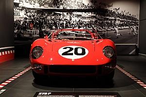 Ferrari met les 24H du Mans à l'honneur à Maranello