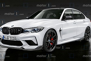 Nuova BMW M3, la super berlina tedesca a caccia di Giulia Quadrifoglio