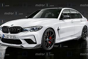 Nuova BMW M3, la super berlina tedesca a caccia di Giulia Quadrifoglio