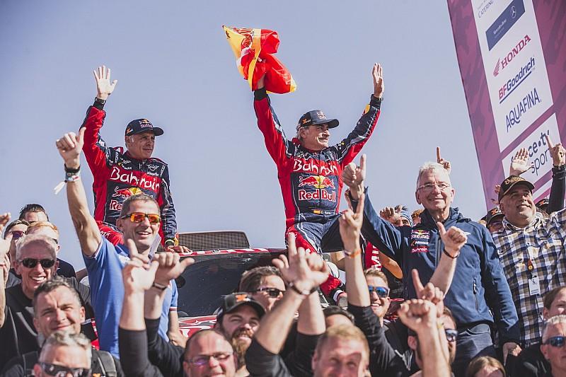 Galería: las mejores imágenes de la carrera de Carlos Sainz