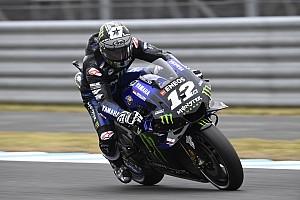 """Viñales: """"Con agarre la Yamaha es una moto fantástica"""""""
