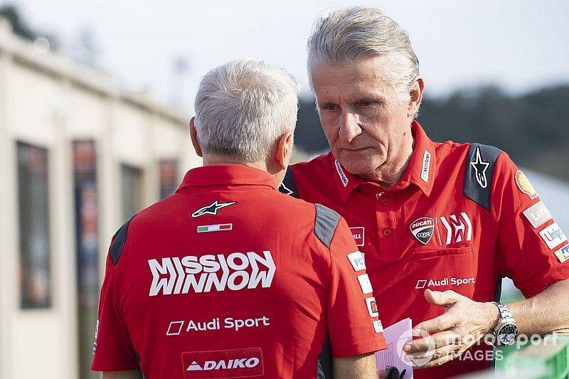 En Ducati creen que el Mundial no empezará antes de junio o julio
