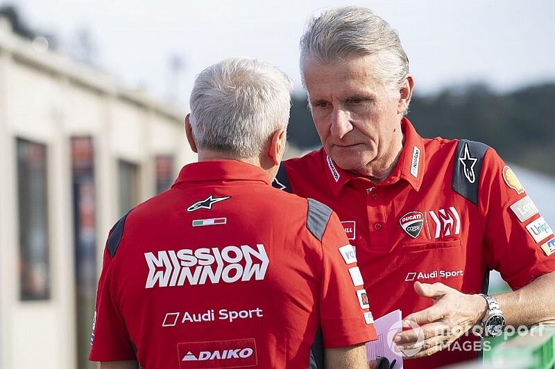 Para Ducati, el MotoGP no empezará antes de junio o julio