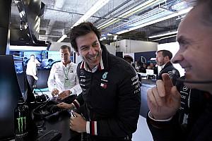 沃尔夫将缺席巴西大奖赛