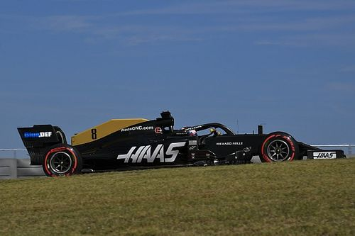 """Grosjean didn't want to """"touch"""" Haas upgrade after crash"""