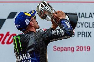 Inapelable triunfo de Viñales en Sepang