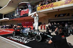 Hill: Hamilton kan aantal titels Schumacher evenaren