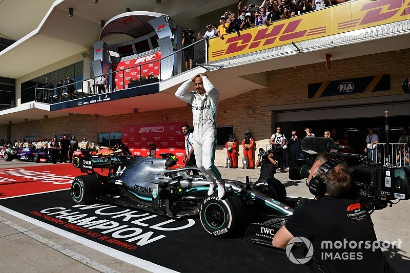 Hill: Hamilton kan aantal titels Schumacher evenaren
