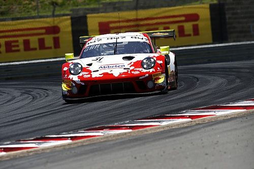 Porsche beats Mercedes to IGTC crown with Kyalami win