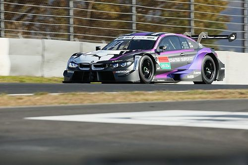 "Kobayashi: BMW's lack of Fuji pace a ""big shame"""
