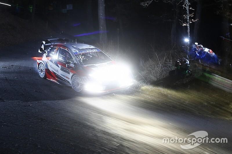 Monte Carlo Rallisi: İlk etabın lideri Ogier!