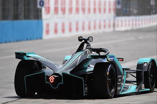 Formula E, yeni araca dair bir görüntü daha yayınladı
