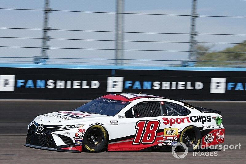Kyle Busch looking for a return to form at Phoenix
