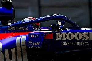 Vídeo: la divertida broma de Toro Rosso a su piloto en los test