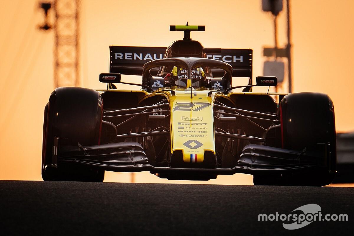 De saída da F1, Hulk ganhou prêmio que faltou para Hamilton em 2019