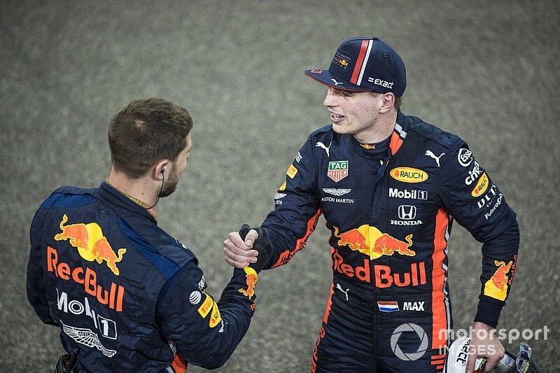 Max Verstappen renueva con Red Bull hasta 2023