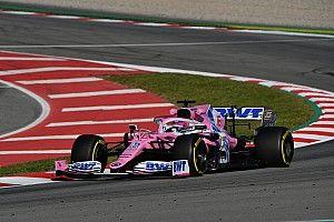 Renault zaniepokojone strategią Racing Point