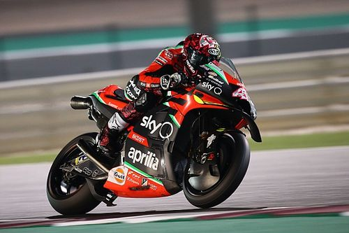 Aprilia asks for MotoGP engine freeze exemption