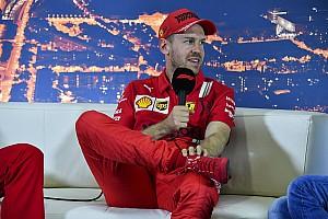 Vettel nie ma powodów do stresu