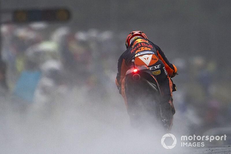 Binder lesz Espargaro csapattársa a KTM-nél jövőre