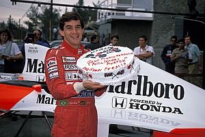 """Berger: """"Senna'nın Imola kazası olmasa, Schumacher'in bugünkü rekorları olmazdı"""""""