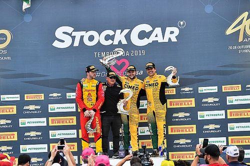 """Chefe da Cimed destaca pódio triplo: """"Temos 4 pilotos livres para vencer"""""""