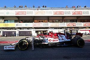 Simulateur Alfa Romeo : 18 mois de travail pour Kubica