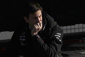 """Wolff admite desafio com novo teto da F1: """"Será muito difícil entender como escalar essa montanha"""""""