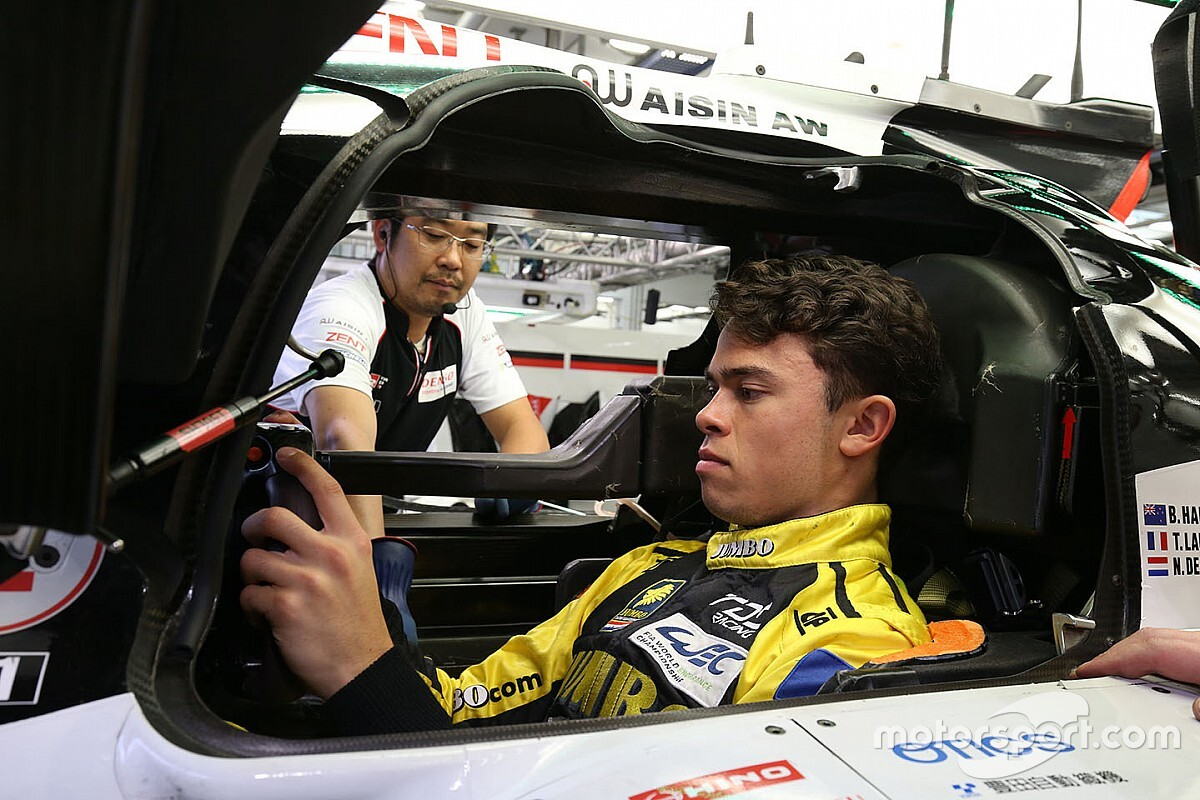 De Vries sur les tablettes de Toyota pour un baquet en Hypercar