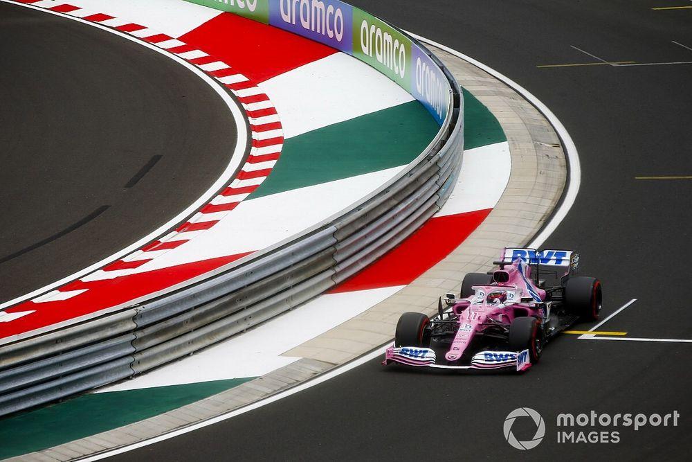 Renault vuelve a protestar contra Racing Point en Hungría