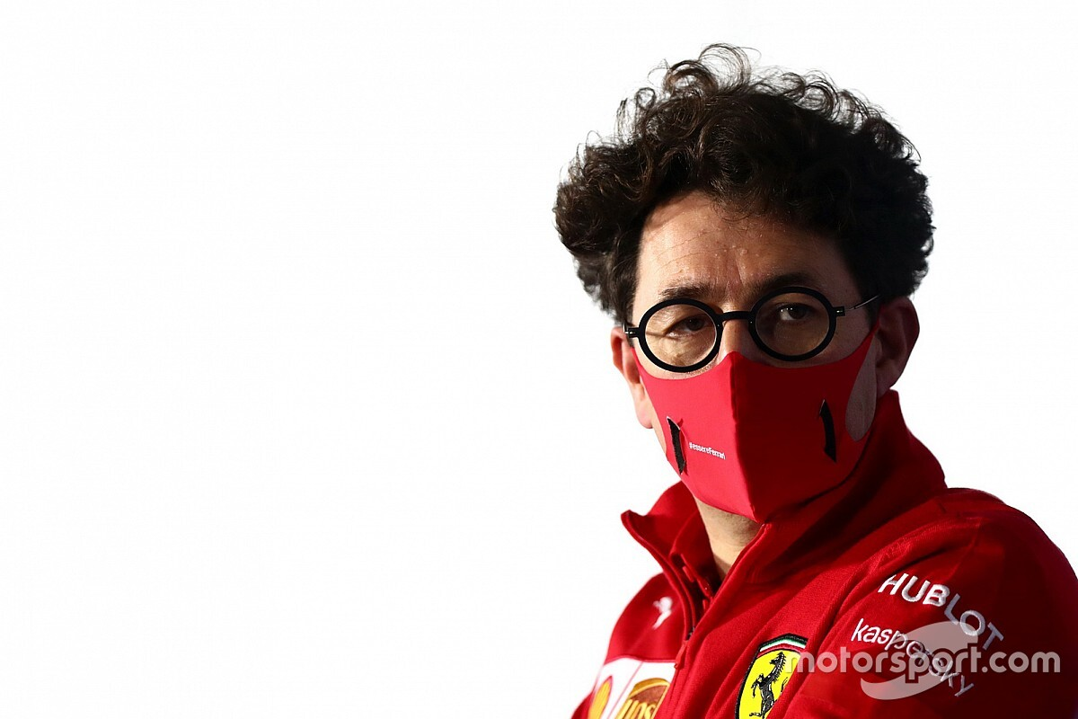 """Binotto: """"Ferrari, organizasyon yapısında değişiklikler düşünmeye hazır"""""""
